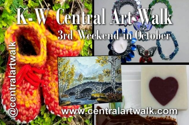 Central Art Walk 2016