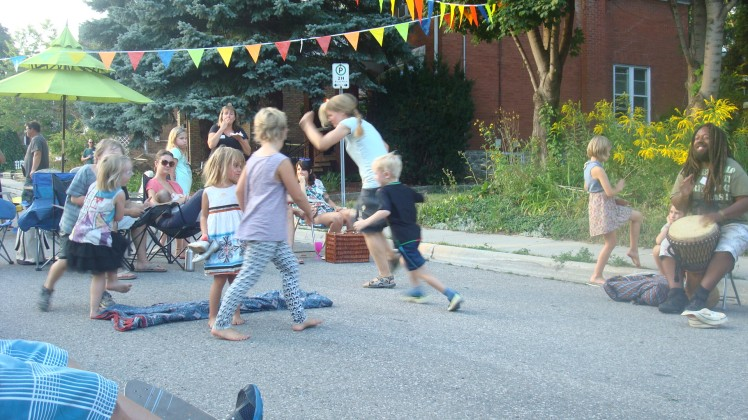 street party games