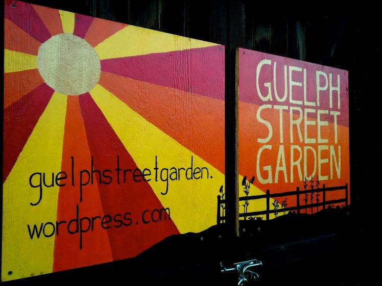 Guelph Street Community Garden