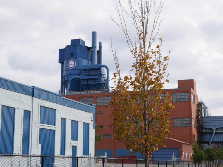 AirBoss Factory, Glasgow Street