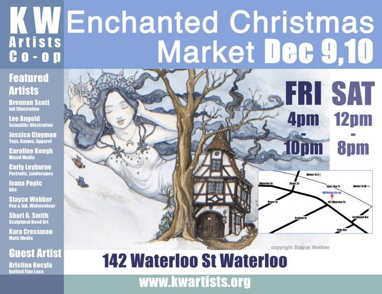 KW Artist Coop Christmas Market