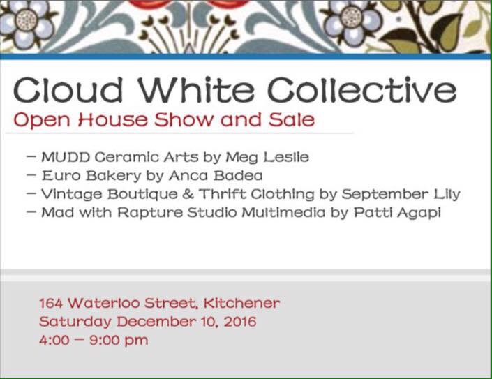 White cloud collective Show and Sale