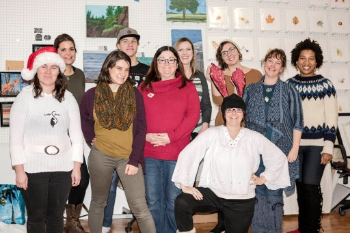 KW Artists Co-op Enchanted Christmas