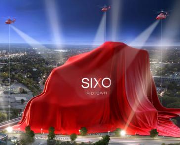 the Sixo Midtown website