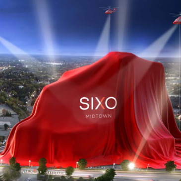 the Sixo Midtown website