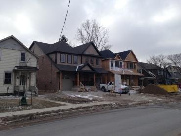 Residential Intensification on Braun
