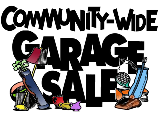 community wide garage sale