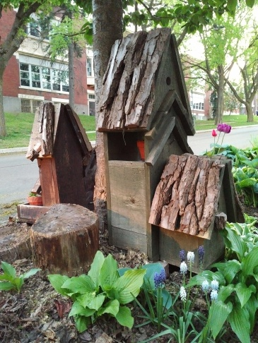 fairy homes on Moore Ave