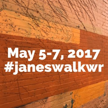 janes walk waterloo region