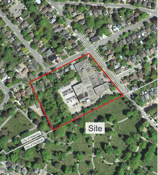 Ontario Die Company redevelopment