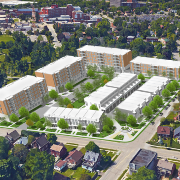 Proposed development on ODC property