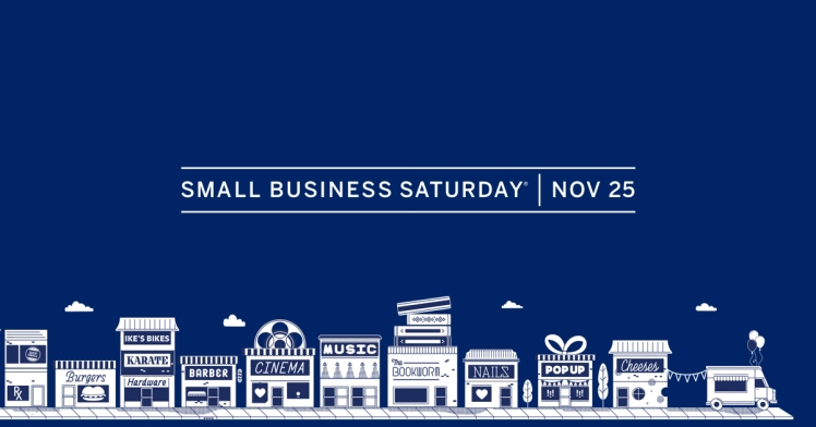 Small Business Saturday promotion