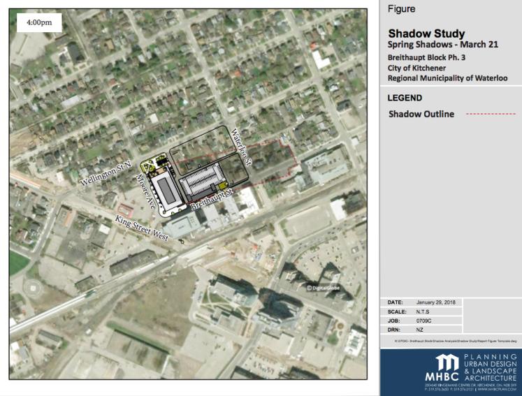Shadow Study for Breithaupt Block Phase 3 Development
