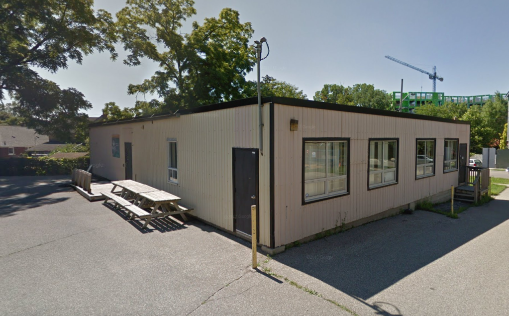 WALES portable at Extend-A-Family Waterloo Region